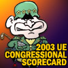 Our 2003 Congressional Scorecard ...