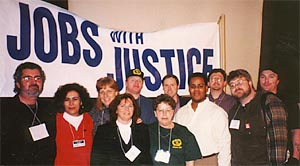... and UE members at JwJ conference