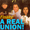Finally! A Real Union at Azteca ...