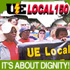 UE Local 150 - It's About Dignity!